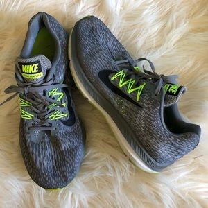Nike Zoom Winflo 5 Shoes Sz 12